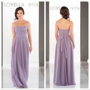 Sorella vita 9114 dusty lavender size 22